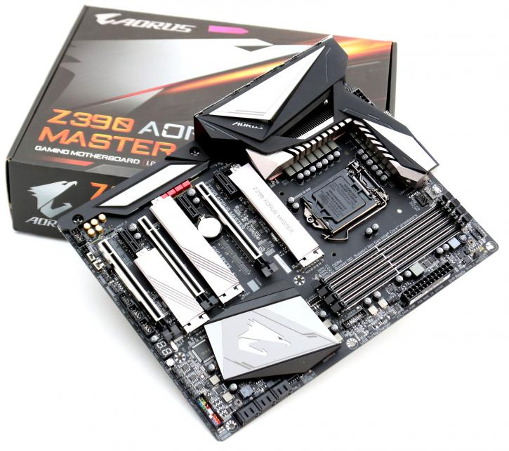 Gigabyte Z390 AORUS Master review - Product Showcase