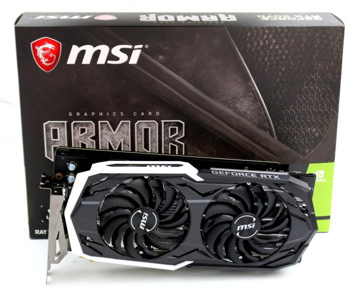 MSI GeForce RTX 2070 Armor 8G review - Introduction