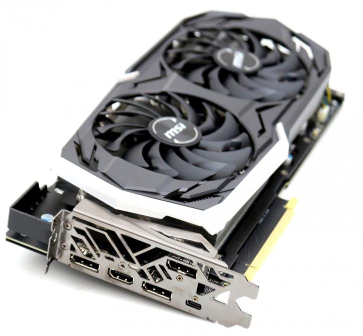 MSI GeForce RTX 2070 Armor 8G review - Conclusion