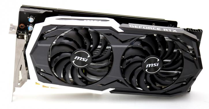 MSI GeForce RTX 2070 Armor 8G review - Product Showcase