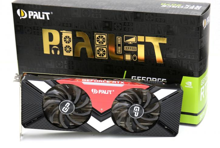 Palit Geforce Rtx 2070 Dual Review Product Showcase