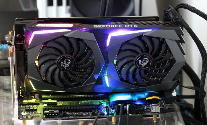 MSI GeForce RTX 2070 Gaming Z review - Introduction