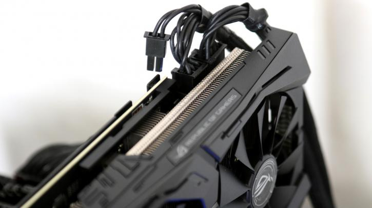 ASUS ROG GeForce RTX 2070 STRIX review - Hardware Setup