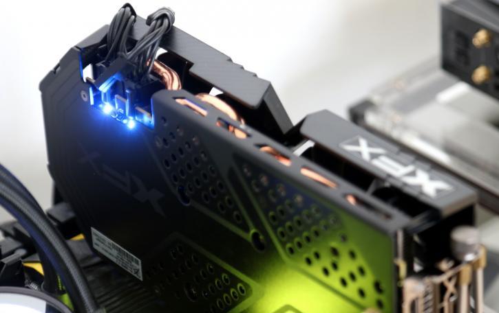 Radeon Rx 590 Xfx Fatboy Review Hardware Setup Power Consumption