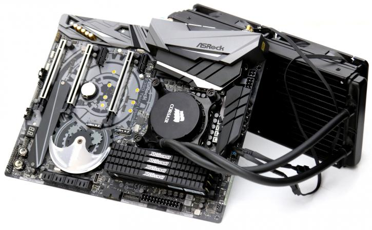 ASRock as well offers BIOS Updates To Support Intel New Stepping