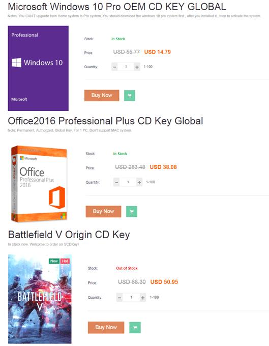 Promo: Get Windows 10 Pro OEM under 12$ - URCDkeys software and game