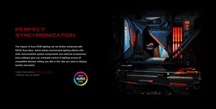 ASUS ROG Ryujin and Ryuo AIO kits review - Specifications