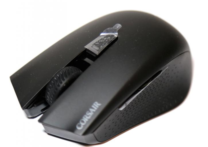 Corsair Harpoon RGB Wireless mouse review - Product showcase