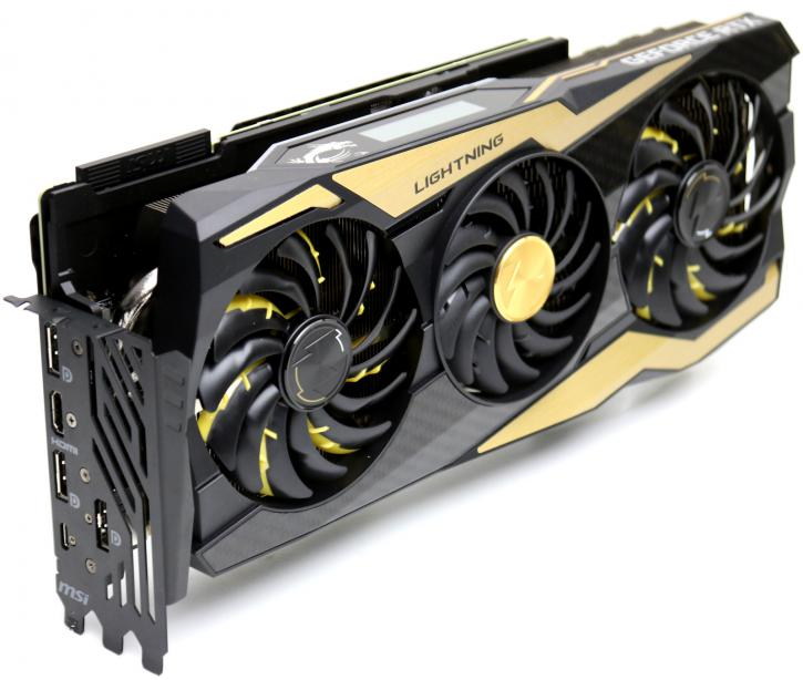 MSI GeForce RTX 2080 Ti LIGHTNING Z review - Introduction