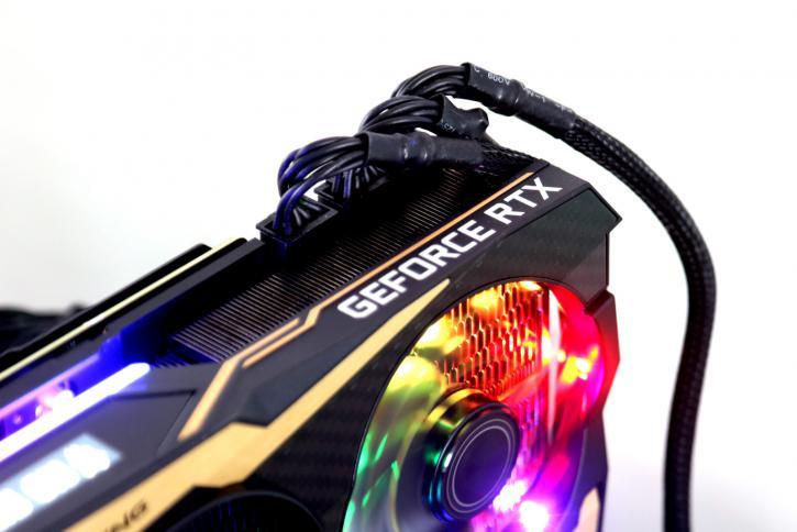 MSI GeForce RTX 2080 Ti LIGHTNING Z review - Hardware Setup