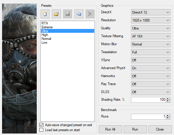 Metro Exodus: PC graphics performance benchmarks - Image