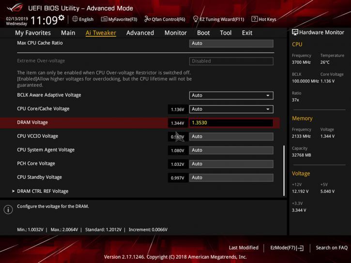 Corsair Dominator Platinum RGB DDR4 memory review - Enabling