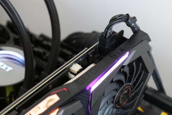 MSI GeForce GTX 1660 Ti Gaming X review - Hardware Setup