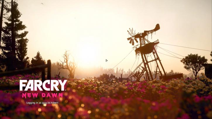 Far Cry New Dawn Pc Graphics Performance Benchmark Review Pc Vga Graphics Card Guide