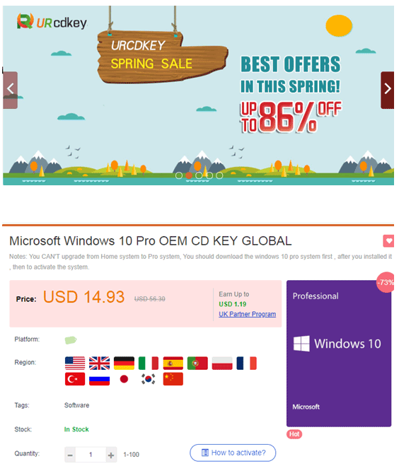 Microsoft Office 2016 Pro and Windows 10 Pro for just $34 - Software