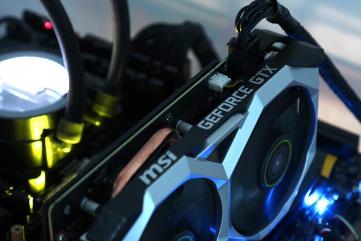 MSI GeForce GTX 1660 Ti VENTUS XS review - Hardware Setup