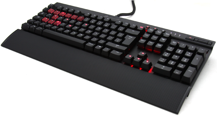 corsair k70 mechanical keyboard review