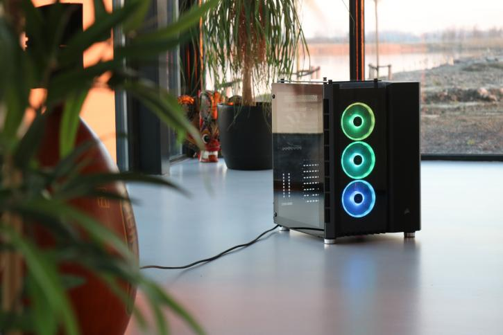 Corsair Crystal 680X PC Chassis Review - Final Words