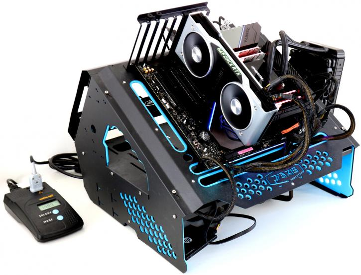 ASUS ROG Zenith Extreme Alpha review - A motherboard tested
