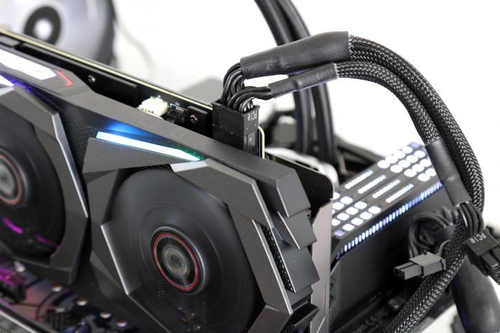 MSI GeForce GTX 1660 Gaming X review - Hardware Setup