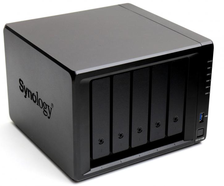 Synology DS1019+ Gigabit NAS Review - Introduction