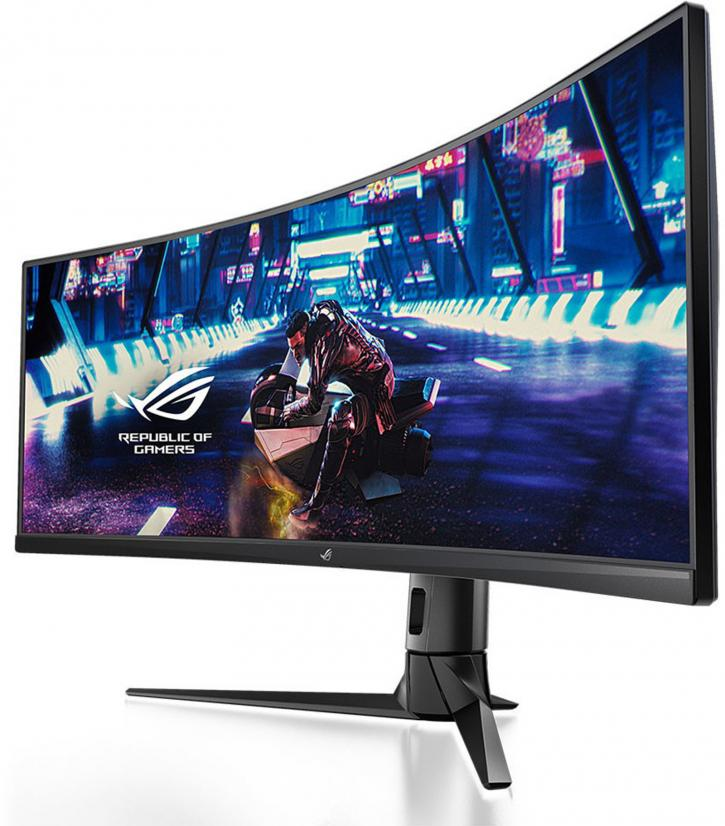 ASUS ROG Strix XG49VQ Monitor review - Local Dimming Zones