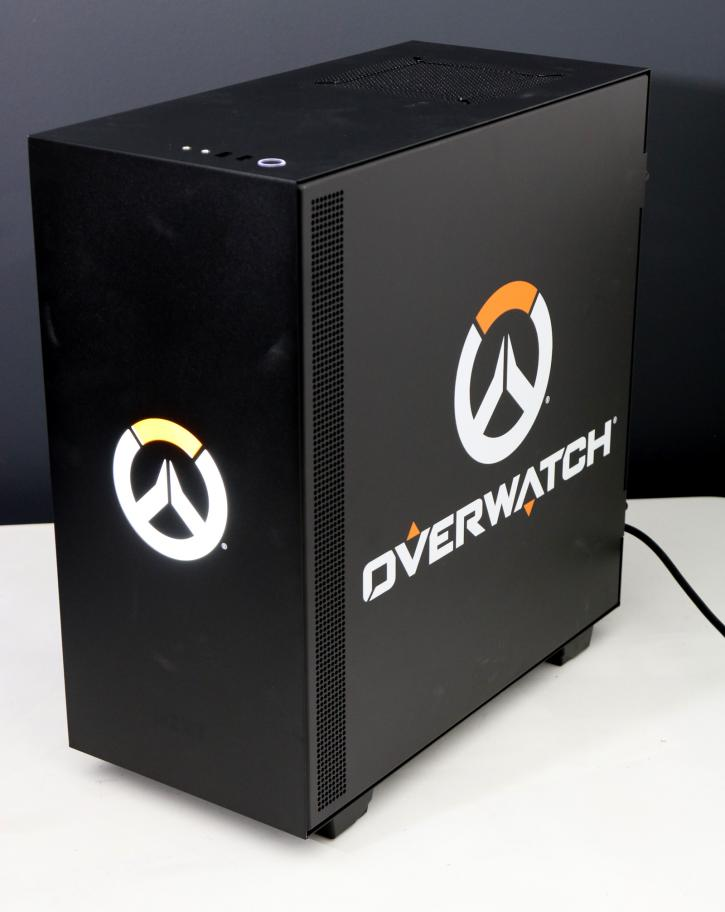NZXT H500 Overwatch Special Edition review - Product
