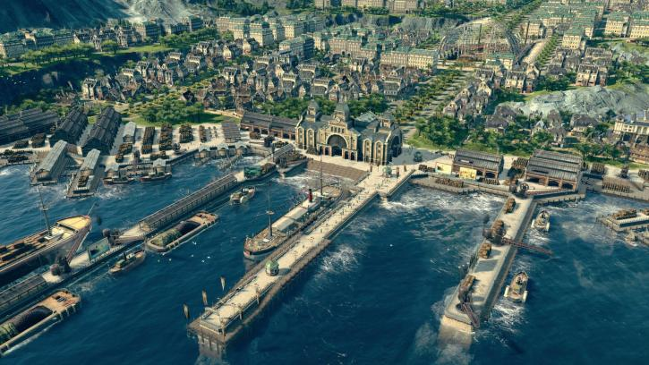 Anno 1800: PC graphics performance benchmark review - What's