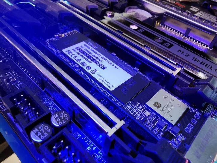 Lexar NM600 NVMe M 2  SSD (480GB) review - Final Words