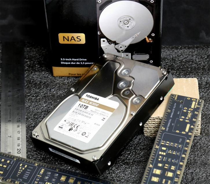 Toshiba Nas N300 10tb Hdd Review Introduction