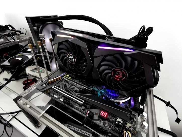 MSI GeForce RTX 2060 SUPER Gaming X review - Introduction