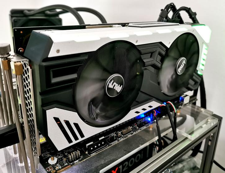 Palit GeForce RTX 2060 SUPER JetStream review - Introduction