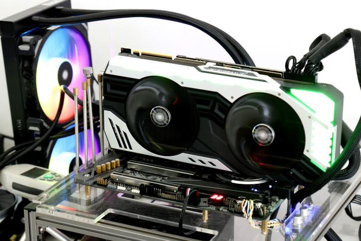 Palit GeForce RTX 2070 SUPER JetStream review - Introduction