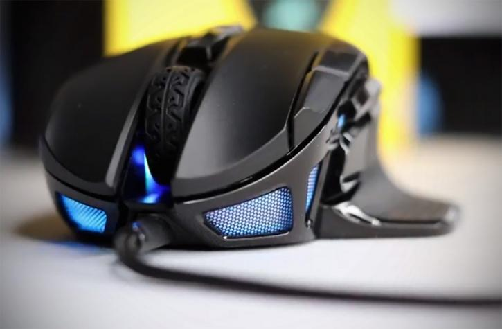 Corsair NightSword RGB gaming mouse review - Introduction