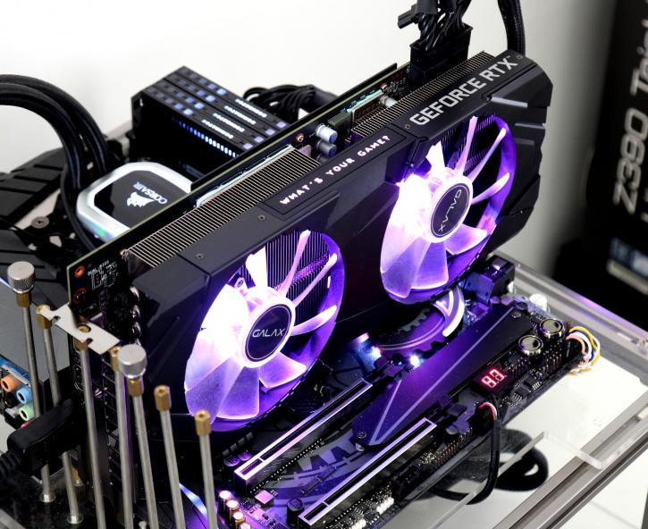 GALAX GeForce RTX 2060 SUPER EX review - Introduction