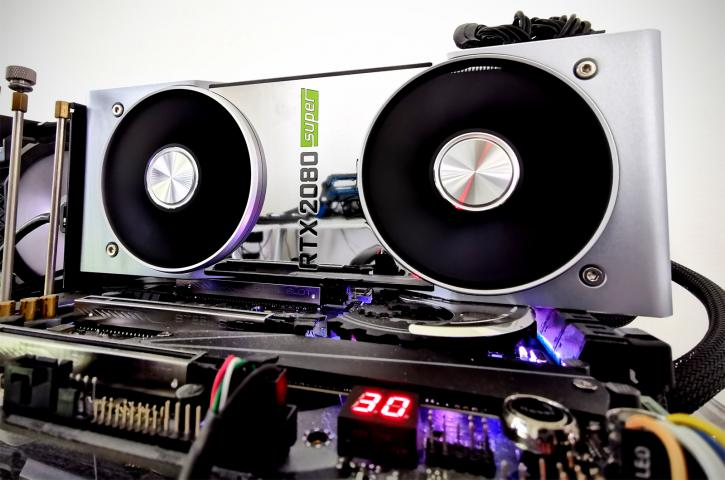 NVIDIA GeForce RTX 2080 SUPER review - Introduction