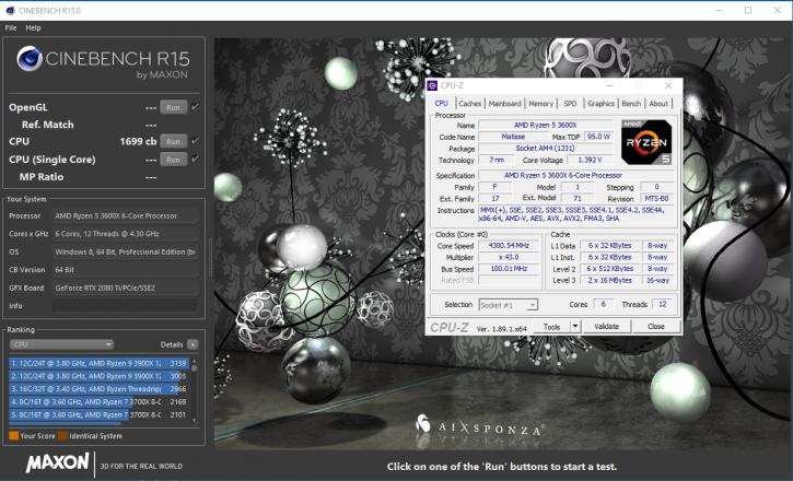 AMD Ryzen 5 3600 review - Overclocking and tweaking
