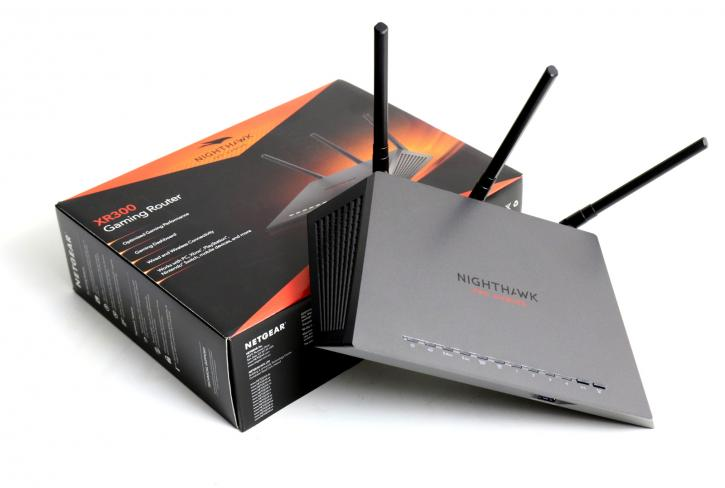 Netgear Nighthawk Pro Gaming XR300 router review - Product