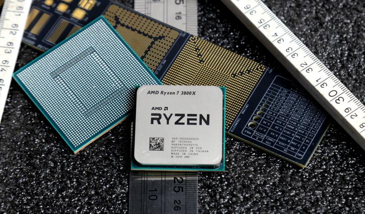 AMD To Handle Boost Clock Frequency Differentials with