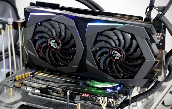 MSI GeForce RTX 2070 SUPER Gaming X review - Introduction