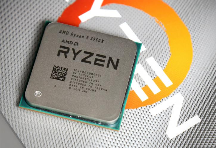 AMD Ryzen 9 3950X Processor available starting today (16c/32t)