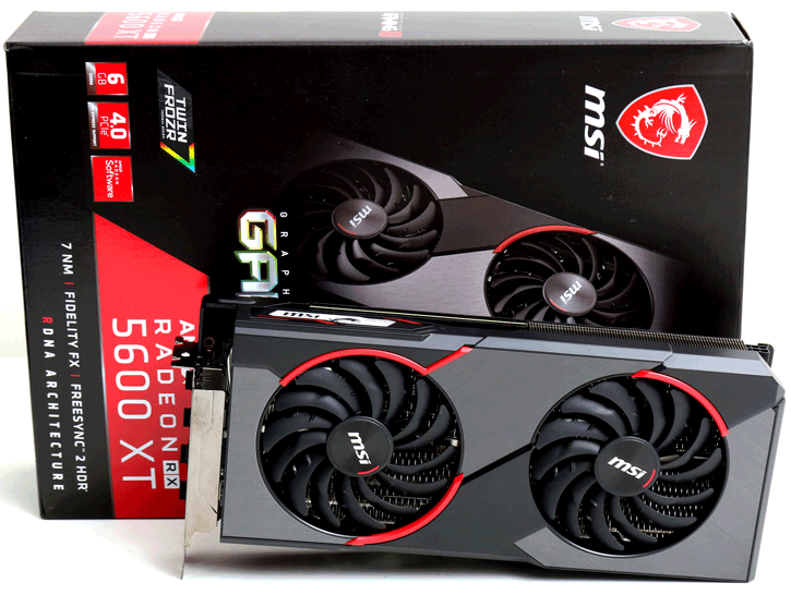 MSI Radeon RX 5600 XT Gaming Z review - Introduction