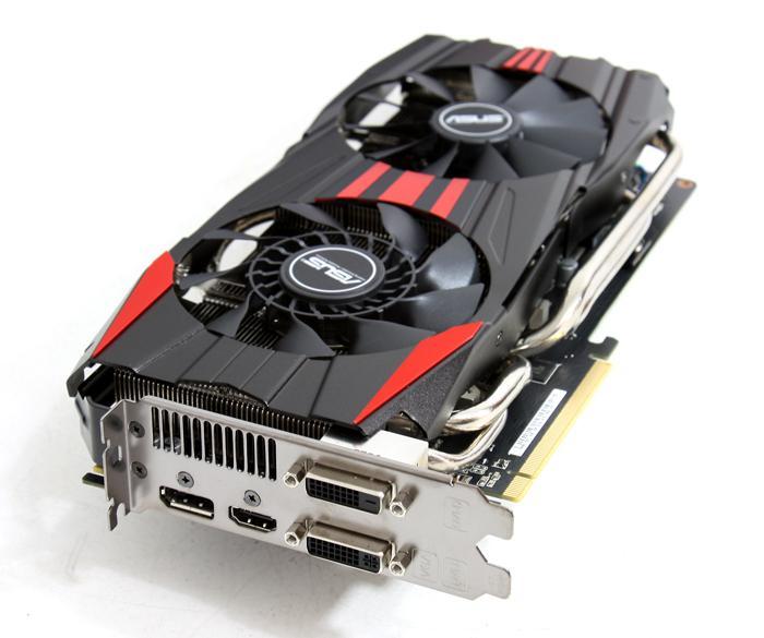ASUS Radeon R9-280X DirectCU II TOP review - Product Photos - ASUS