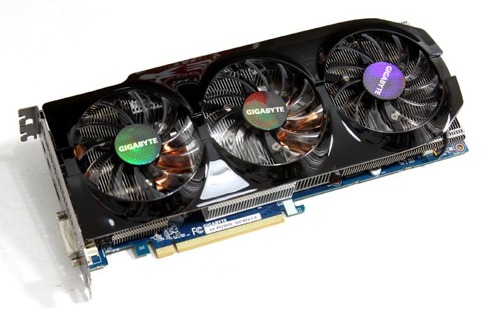 Gigabyte Radeon R9-280X WindForce OC review - Product Photos