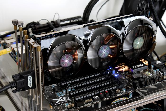 Gigabyte Radeon R9 280x Windforce Oc Review Product