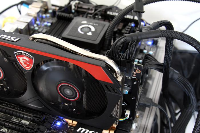 MSI Radeon R9-280X TwinFrozr Gaming OC review - Hardware setup