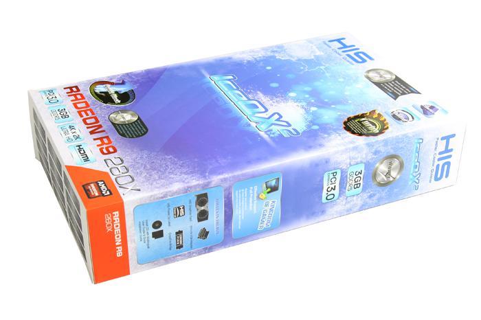 HIS Radeon R9-280X IceQ X2 Turbo review - Product Photos -HIS Radeon