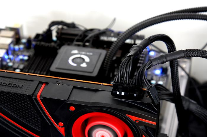AMD Radeon R9-290X review - Hardware Setup | Power Consumption