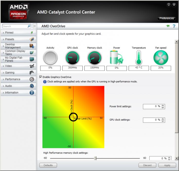 AMD Radeon R9-290 review - Overclocking