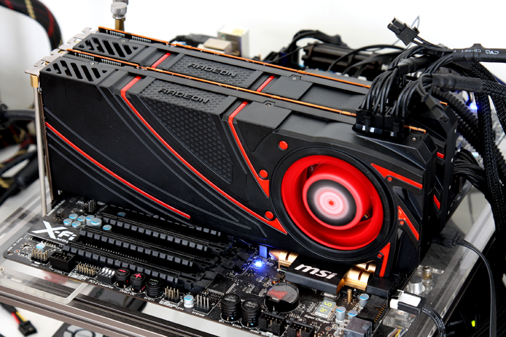 AMD Radeon R9-290 review - A new Island and Technology